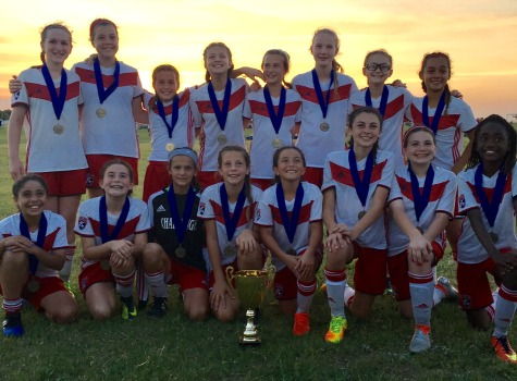 Challenge 05 Clear Lake - Texas Lightning Youth Cup Champions