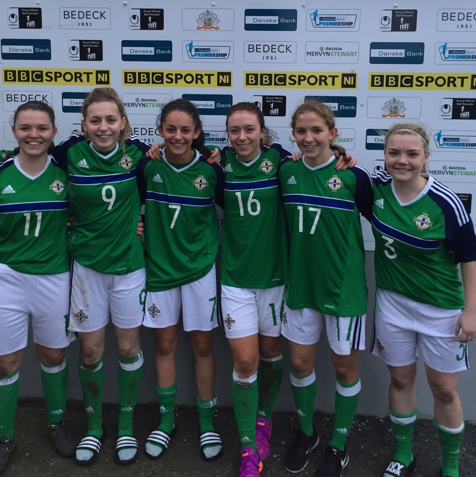 competitive price d40be ec833 Megan Reilly (99 ECNL) Selected to U19 Northern Ireland ...
