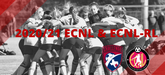 Challenge Announces ECNL and ECNL-RL 2020/21 Coaching Lineups