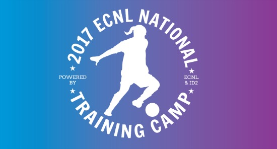 Two Challenge Players Selected to Attend the 2017 ECNL National Training Camp