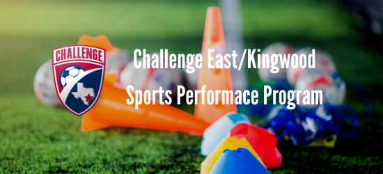 Registration Open for East/Kingwood Sports Performance Training