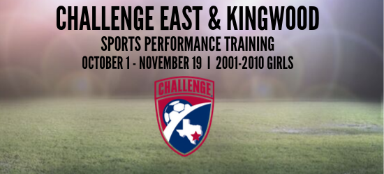 Registration Open for East/Kingwood Sports Performance Program