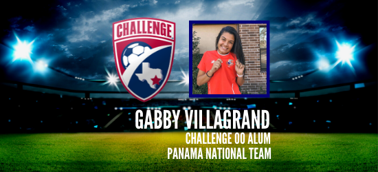 Gabby Villagrand Earns Roster Spot with Panama National Team for Olympic Qualifiers