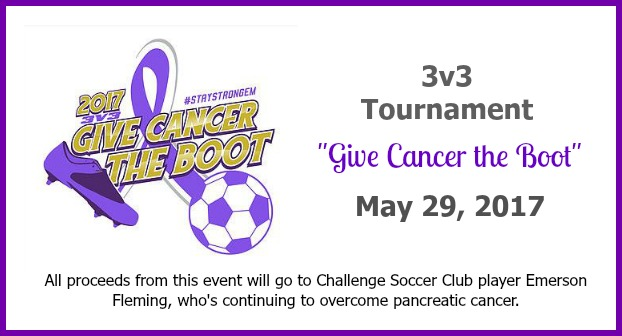Give Cancer the Boot - Help Us Support One of Our Own