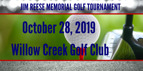 Golf Tournament Set for October 28th