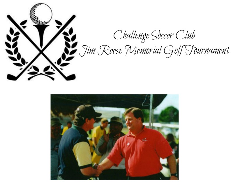 Jim Reese Memorial Golf Tournament Set for October 9th
