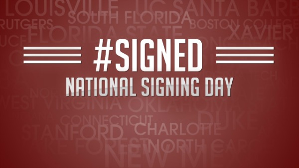 Challenge Seniors Celebrate National Signing Day