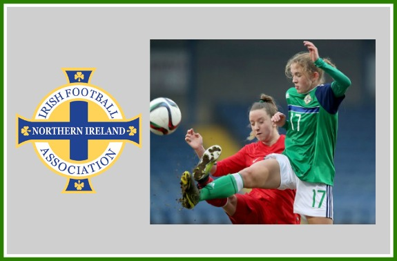 Megan Reilly (99 ECNL) Selected to U19 Northern Ireland National Team-Starts in Midfield Against Turkey