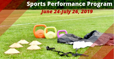 Summer Sports Performance Program Registration Now Open