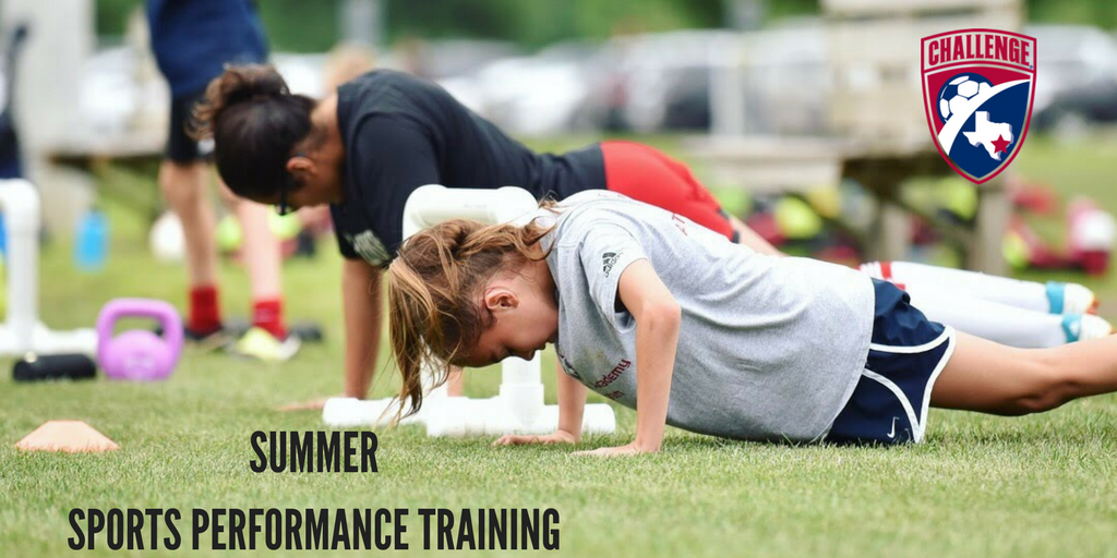 Register for Summer Sports Performance Classes