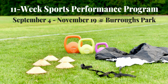 Registration Open for Fall Sports Performance Programs
