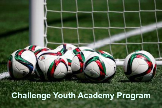 Youth Academy Programs Open to Players Ages 5-10