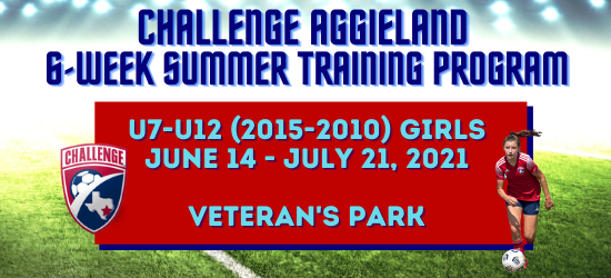Summer 2021 6-Week Challenge AGGIELAND Training Program