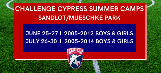 Summer 2021 Challenge Cypress Summer Camps