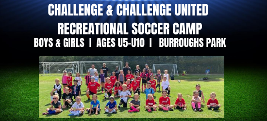 Challenge Recreational/Academy Camp