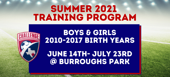 Summer 2021 Training Program