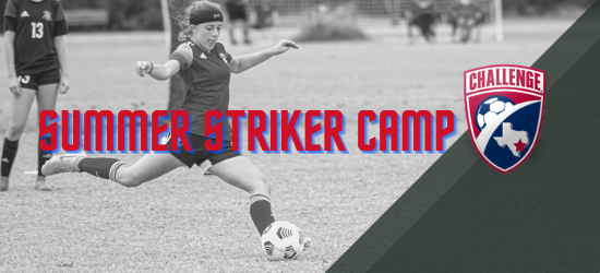 Summer 2021 Striker Camp