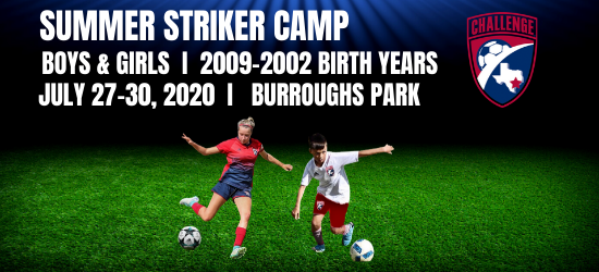 Summer Striker Camp