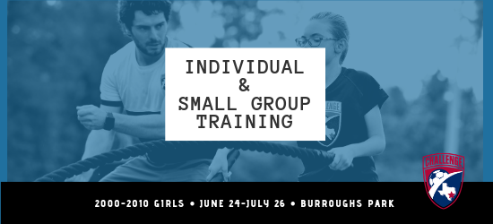 Individual/Small Group Sports Performance Training